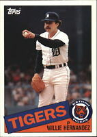 1985 Topps Super Baseball Card #s 1-30 (Oversized) - You Pick - 10+ FREE SHIP