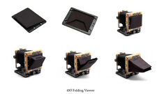 View finders for Chamonix series of 4x5 cameras.
