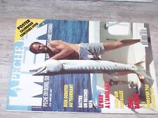 $$$ Revue La peche en mer N°80 TournantBar a l'anglaisePrefaillesFishrover