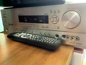 Receptor amplificador AV Hi-Fi Onkyo TX-SR600e IMPOLUTO con mando original
