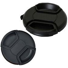 10pcs 49mm Center Snap-on Lens Cap Plastic Protector / Cover for All DSLR Filter