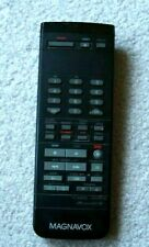 A+ Rare Vintage Magnavox Vr9860At02 Vsqs0794 Vsqs0795 Vcr Vhs Tv Remote Control