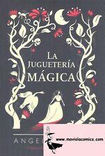 La jugueteria magica  , Angela Carter