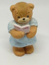Vintage Lucy & Me Bear-Enesco-1985 Pregnant Mom - S278