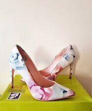 Ted Baker Neevo Porcelain Rose Court Evening Shoes/Heels 6 Eu39*Dress Blazer Lst