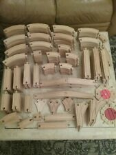 Wooden Train Tracks, Bridges & Switches / Thomas / Brio.. You Pick 2 FOR $0.99 +