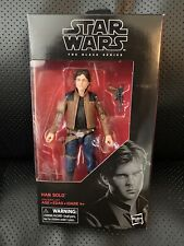 Hasbro Star Wars The Black Series #62 Han Solo 6 inch
