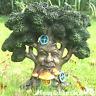 Large 26cm resin Tree Fairy House garden ornament decoration Pixie lover gift