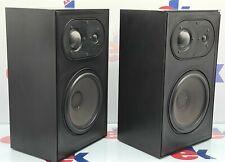 Braun L 8070 HE Dreiwege Regal  Wandlautsprecher Speaker Boxen Bass Lautsprecher