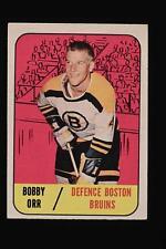 1967-68 Topps #92 Bobby Orr HOCKEY CARD