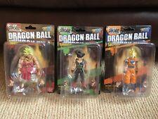 RARE VHTF Dragon Ball Z Kai Shodo Vol 1 SS Son Goku SS Broly Bardock