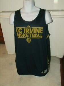 UCI Anteaters men's Basketball team jersey University California Irvine  XL Eins