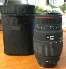 Sigma 70-300mm f/4-5.6 DG APO Macro Telephoto Zoom Lens for Canon SLR Cameras
