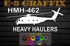 HMH-462 Heavy Haulers vinyl decal CH-53D USMC