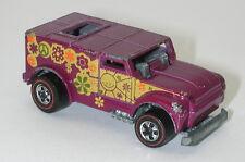 Redline Hotwheels Plum 1974 Funny Money oc16039