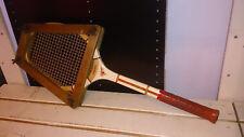 Vintage Slazenger Jupiter Tennis Racket with Head Press