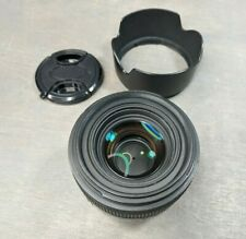 Sigma 30mm f/1.4 EX DC HSM Lens for Nikon