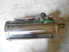 Triumph OEM Left Exhaust Muffler Silence Triple Speed 2007-2010 1050 T2200353