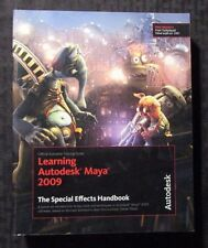 LEARNING AUTODESK MAYA 2009 Special Effects Handbook FVF 7.0 NO DVD