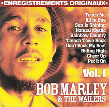 CD 12T BOB MARLEY ET THE WAILERS VOL.1 BEST OF 2005 TBE