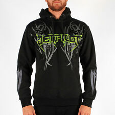 "Brand New JETPILOT ""FULL CONTACT""  HOODIE Size XXL Black"