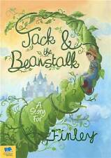 Personalised Childrens Book Jack and the Beanstalk Fun Children Kids Story Book