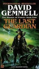 USED (GD) Last Guardian (The Stones of Power: Jon Shannow Trilogy) by David Gemm