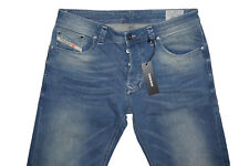 Diesel Larkee 0850U Straight Jeans W33 L34 100% Authentic
