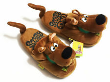 Scooby Doo Adult Unisex Costume Plush Doll Fancy Shoes indoor Slippers One Size