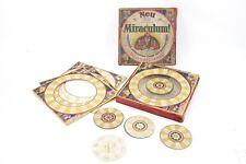 schönes sehr altes Brettspiel Miraculum Spiel Spielzeug DRGM