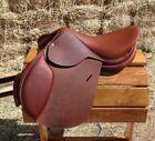 Butet Deep Seat Close Contact Saddle16 seat, 1.5 flap, Medium tree