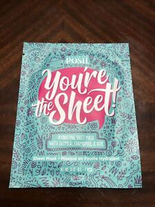 Perfectly Posh You're The Sheet Face Mask