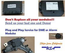 Porsche 986 Boxster Immobilizer Key Ecu Engine Module Set Programming Service