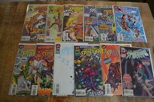 Amazing Spiderman #395-399 405-411 Marvel Comic Book Lot of 12 NM 9.2 Daredevil
