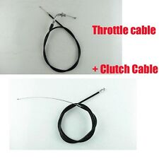 Throttle Clutch Cable Line for Gas Chopper Bike Motorized Bicycle  49cc 80cc