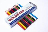 GoldStar China Markers Peel Off Grease Wax Pencil (12 Count) US Seller