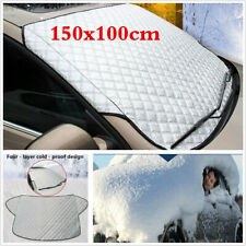 150x100cm Car Windshield Snow Cover Sun Shade Winter Ice Frost Guard Protector