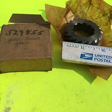 Studebaker, 1950 to 1956 automatic governor drive gear,  529855.   Item:  5309