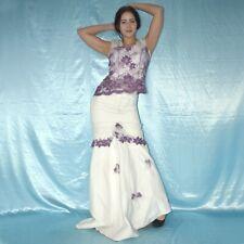 Novia Disfraz con Falda + Corsé S 36 de Dos Piezas Set Vestido para Boda