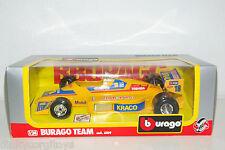 BBURAGO BURAGO 6109 HONDA BURAGO TEAM FORMULA 1 RACING CAR MINT BOXED