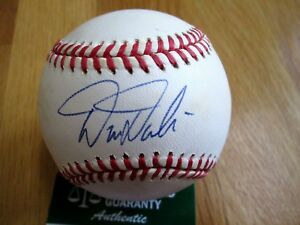 DARREN DAULTON 1990's Show Signed NL Baseball -JSA or SGC Authenticated