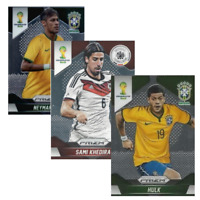 2014 Panini Prizm World Cup Brazil SET BREAK ~ Cards 1-179