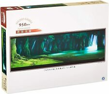 950pcs Jigsaw Puzzle Princess of Mononoke Ghibli Shishikami no Mori Forest Japan