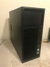 HP Z240 Workstation Xeon E3-1245 v5 3.50 GHz 16 GB RAM No Hard Drive Quick Ship