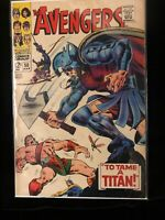 The Avengers #50  Marvel Comics Early Silver Age.
