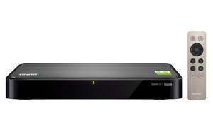 QNAP HS-251  2 Bay Diskless NAS Quad-core 2.0GHz CPU 2GB RAM