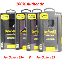 New Otterbox Defender Series Case for Samsung Galaxy S9 & S9+ Plus With Holster