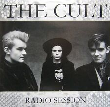 The Cult-Radio Session-'84-86 Alternative Rock-NEW LP