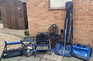 Coarse Carp Match Fishing Complete Set Up Preston Innovations