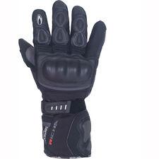 Richa Arctic 2xlarge Black Leather Textile Waterproof Winter Motorcycle Gloves